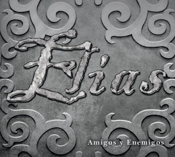 Elias - singer with digiTECH